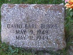 David Earl Burks
