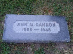 Ann Mousley Cannon