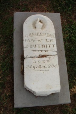 California <i>Dawson</i> Douthitt