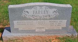 Wendell Lee Farley