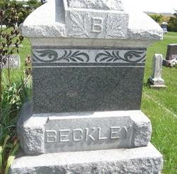 Pvt Thomas Jefferson Beckley