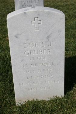 LTC Doris Jean Gruber