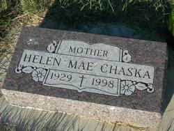 Helen Mae <i>Hilgendorf</i> Chaska