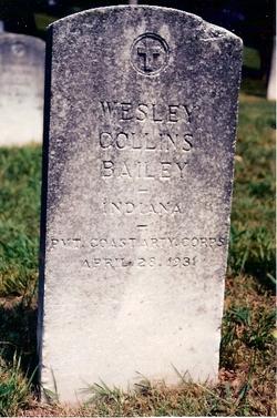 Wesley Collins Bailey