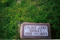 Goldie Jane <i>Biddle</i> Bailey