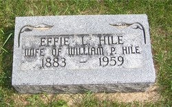 Effie L <i>Michael</i> Hile