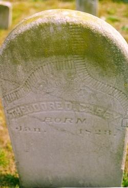 Theodore D Carey