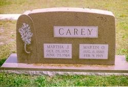 Martin O Carey