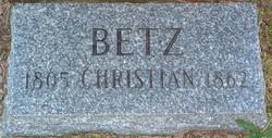 Christian Betz