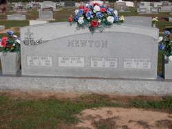 Elmer Dewey Newton