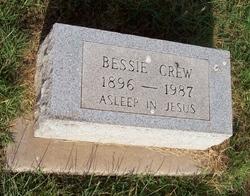 Bessie <i>Patterson</i> Crew