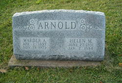 Warder A. Arnold