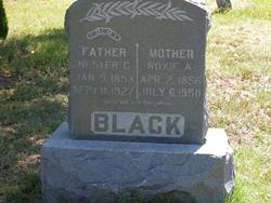 Roxie Ann <i>Macy</i> Black