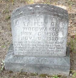 Earnest G Woodward