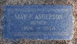 May Frances <i>True</i> Anderson