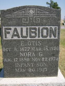 Nora Gustia <i>Kelly</i> Faubion