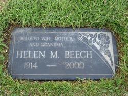 Helen M. <i>Dodson</i> Beech