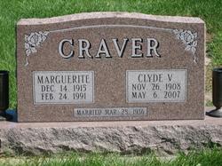 Clyde Vest Craver