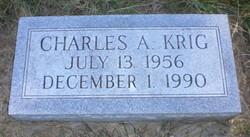 Charles A. Krig