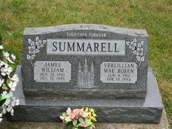 Verlillian Mae <i>Boren</i> Summarell