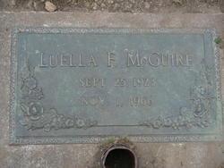 Luella F McGuire