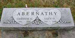 Chester G. Abernathy