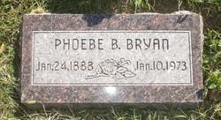 Phoebe B. Bryan