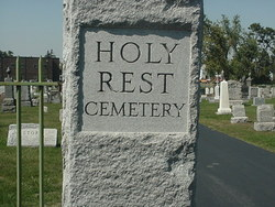 Holy Rest Cemetery