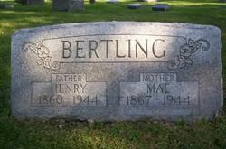 Anna Mae Minnie Bertling