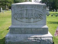 Maj William Williams