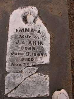Emma A. Akin
