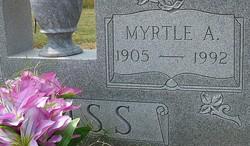 Myrtle Ann <i>Miller</i> Ackiss