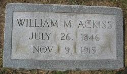 William M. Ackiss