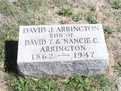 David J Arrington