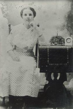Mabel Mae <i>Hall</i> Foster