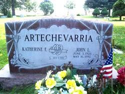 John L. Artechevarria