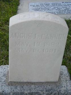 Angus Lynch Duke Cannon