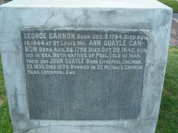 Ann <i>Quayle</i> Cannon