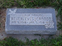 Beverley Smith Cannon