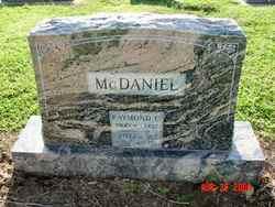 Helen <i>Marsh</i> McDaniel