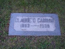 Claude Quayle Cannon