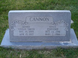 Clifford Cannon