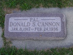 Donald Silver Cannon