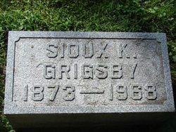 Sioux Kingsbury Grigsby
