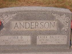 Laura <i>Halterman</i> Anderson