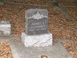 Manuel V. Alexander