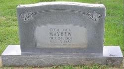 Cecil Jack Mayhew