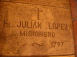 Fr Julian Lopez