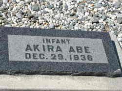 Akira Abe