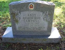 Andrew Kirk Campbell